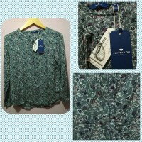 Baju branded murah Blouse tom tailor size 38 M
