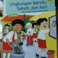 Buku Tematik SD kelas.1 tema 6