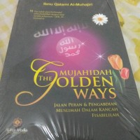 buku mujahidah the golden ways