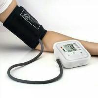 alat tensi alat cek tekanan darah lengan atas dengan monitor