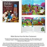 Bible stories for kids and baby / buku cerita anak sekolah minggu