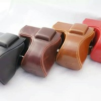 PreOrder High Quality Leather Case for Camera Kamera Sony NEX 5N 5T 5R