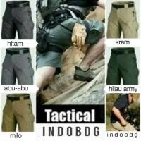 Jual celana tactical blackhawk pendek /PDL cargo outdoor short pants Murah