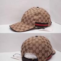 Topi Gucci Unisex 1000% Asli Authentic Original