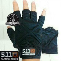 Jual Sarung Tangan 511 Tactical Series model Pendek Half Finger  Murah