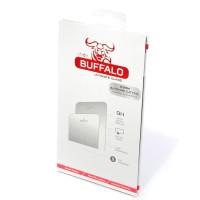 Oppo A77 - Buffalo Tempered Glass, Onetime Warranty