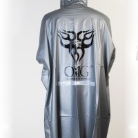 Jas Hujan Poncho Batman Raincoat OMG 100 PVC Waterproof Scotlight OM