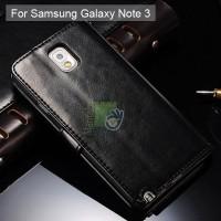 Flip Wallet Case For Samsung Galaxy Note 3 III N9000 N9005 N9006