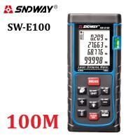 SNDWAY SW-E100 Digital Laser Distance Meter 100M