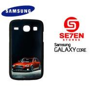 Casing Samsung Galaxy Core 1 Slammed Audi A4 Allroad Custom Hardcas