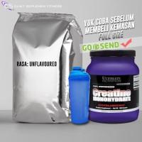 Ultimate Nutrition UN Creatine Monohydrate 300 gram eceran / repack