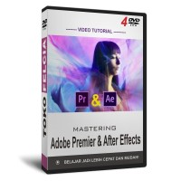 Video Tutorial Mastering Adobe Premier Dan After Effects