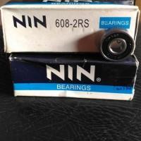 MINIATURE BEARING 608 2RS NIN