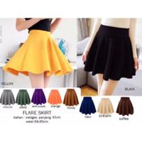 Jual Classic Flare Skirt high quality Murah