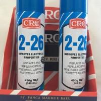 CRC 226 Multi Purpose Precision Lubricant for electric, Stock Jakarta