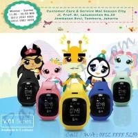 Jual Promo!! Bipbip V.01 Jam Tangan GPS Tracker Pantau Anak Online Tracking Murah