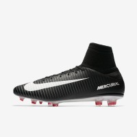 ce02f689fe9e Sepatu Bola Nike Mercurial Veloce III DF FG Black Original 831961-002