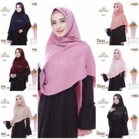 Jual Hijab Syar'i Finna by Nuhijab / Kerudung / Jilbab Instan Murah