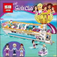 Lego Compatible Lepin 01044 Friends Dolphin Cruiser Yac DT Limited
