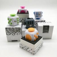Fidget Cube / Mainan Jari Tangan / Alat Pelepas Stress