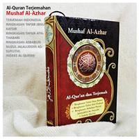 Jual Al-Azhar - Al-Quran Terjemahan (A6) Kecil Murah