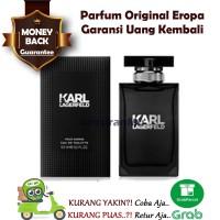 Parfum Pria Original Karl Lagerfeld Pour Homme Parfume Ori Eropa No Bo