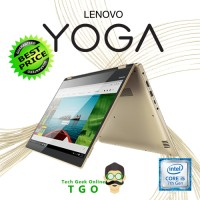 LENOVO YOGA 520-GOLD (WIN10/I5-7200 /4GB/1TB/ GT940MX 2GB/14