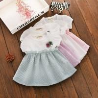 BAJU ANAK / BAJU BAYI / BABY DRESS (GRATIS TAS KECIL)