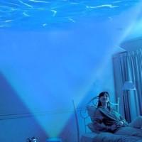 Daren Wave Lampu Proyektor Air + MP3 Player Diskon