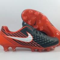 Sepatu Bola Nike Magista OPus 2 Black Red FG Replika Impor