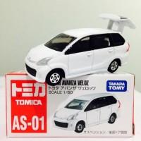 produk mainan untuk anak-anak Toyota Avanza veloz (white ) AS-01