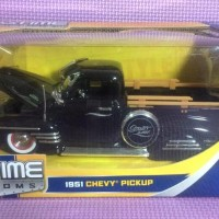 "51' Chevy Pickup ""Street Low"" (Black) Jada Bigtime Kustoms skala 1/24"