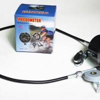 New..!! Analog Bicycle Speedometer / Bicycle Sepeda Analog Import