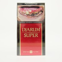 ROKOK DJARUM SUPER 12 - RD001