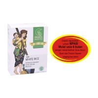 Jual GASOL Organik Beras Putih 150Gr / 150 Gr Isi 2 Pcs / Makanan Bayi Murah