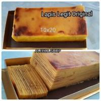 Jual Lapis Legit Ori /Polos 10x20 Murah