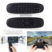 Air Mouse Wireless Keyboard Remote 2.4 Ghz 3D Motion - C120