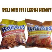 Gogo Kremes mix isi 2 lebih hemat