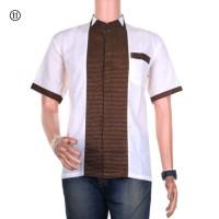 Pakaian Pria Muslim Baju Koko Batik Alvin Motif 16 Terbaru
