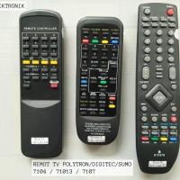 Remot TV Multi Polytron LED Dan LCD Yang Kode Nya 7107
