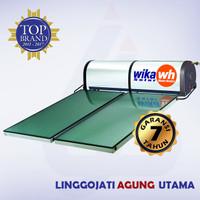 Solar Water Heater Wika 300 Liter Garansi Resmi Pabrik