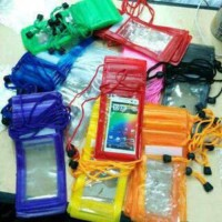 universal waterproof case for camera underwater mobile phone / pouch h