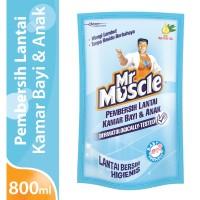 Harga mr muscle pembersih lantai