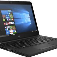 LAPTOP HP 14-bs011TU IntelCore i3-6006U/RAM 4GB/500GB TERMURAH