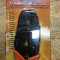 Tools Criimping 801k Untuk Kabel Rg174,rg179,rg178,rg8