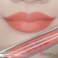 Wardah Exclusive Matte Lip Cream no 05. Speachless