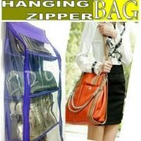 Hanging Bag Organizer Polos + Zipper