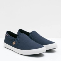 SEPATU SLIP ON AIRWALK JUAN NAVY [original]