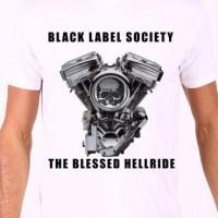 Kaos Black Label Society 01