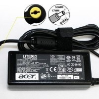 Adaptor charger notebook acer